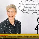 Keynote Speaker, AmyK shares how to respond after you act stupid