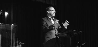 Author and Speaker, Rob Yanok