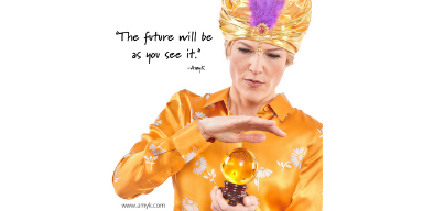 The future will be as you see it