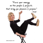 Where to focus your energy